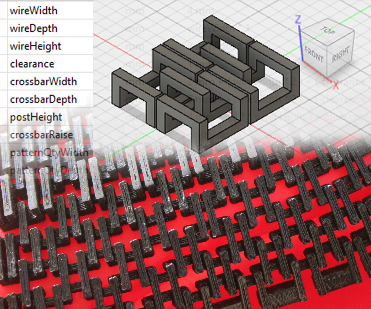 Parametric Chainmail in Fusion 360