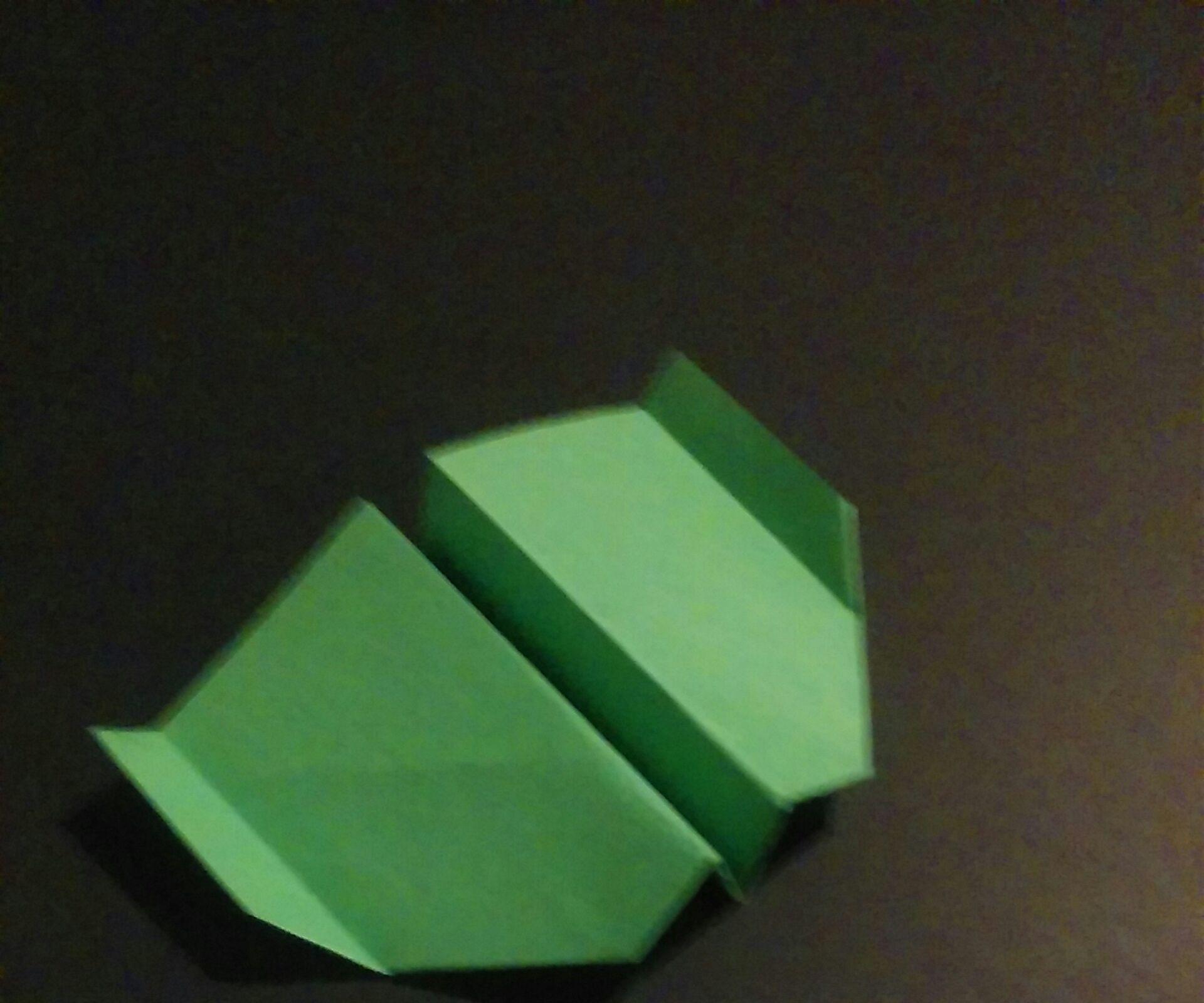 Paper Airplane: Glider