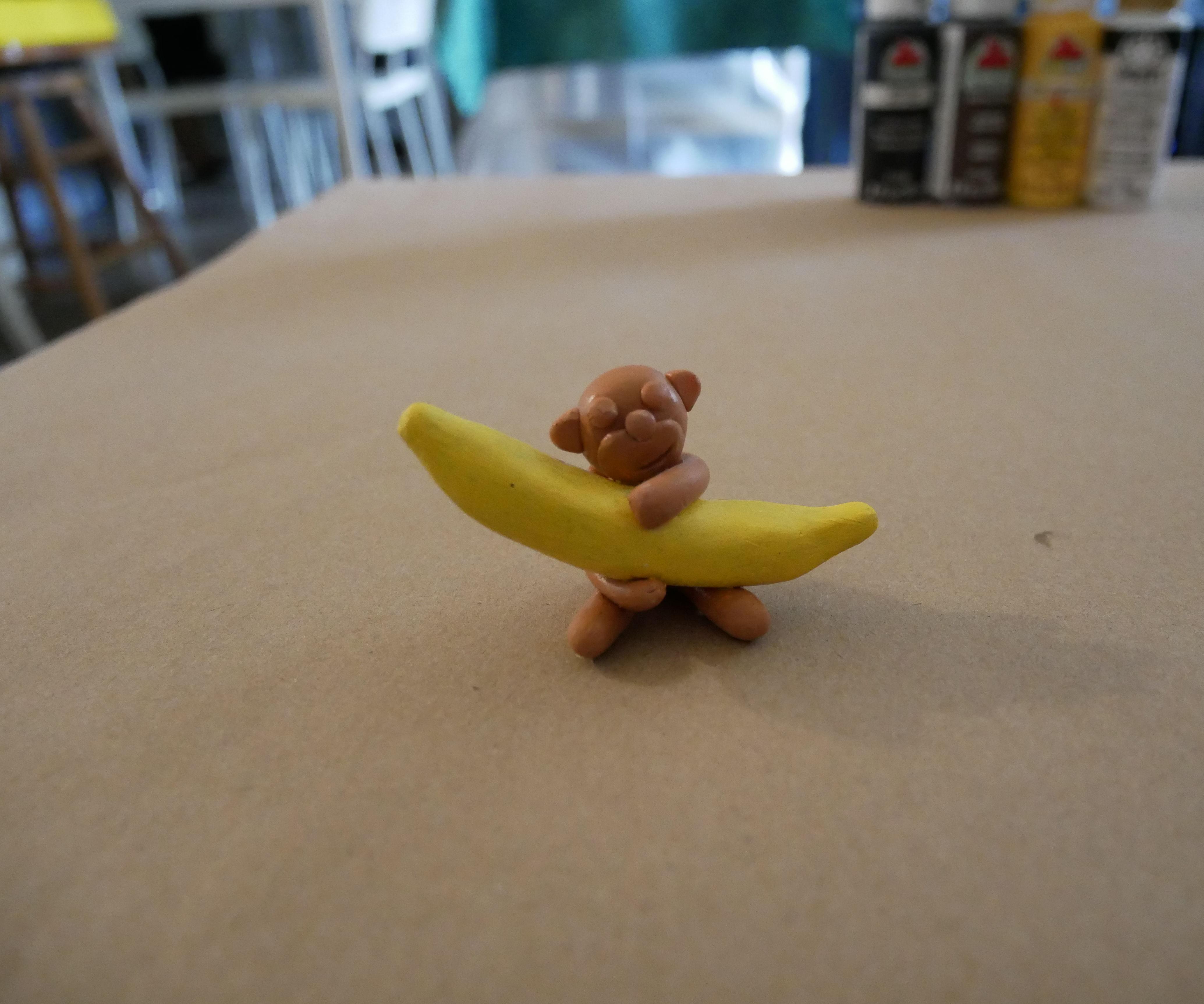 Monkey Got Banana
