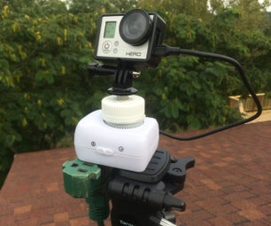 DIY GoPro 24 Hour Time-lapse Mount