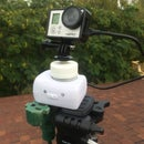 DIY GoPro 24 hour time-lapse mount
