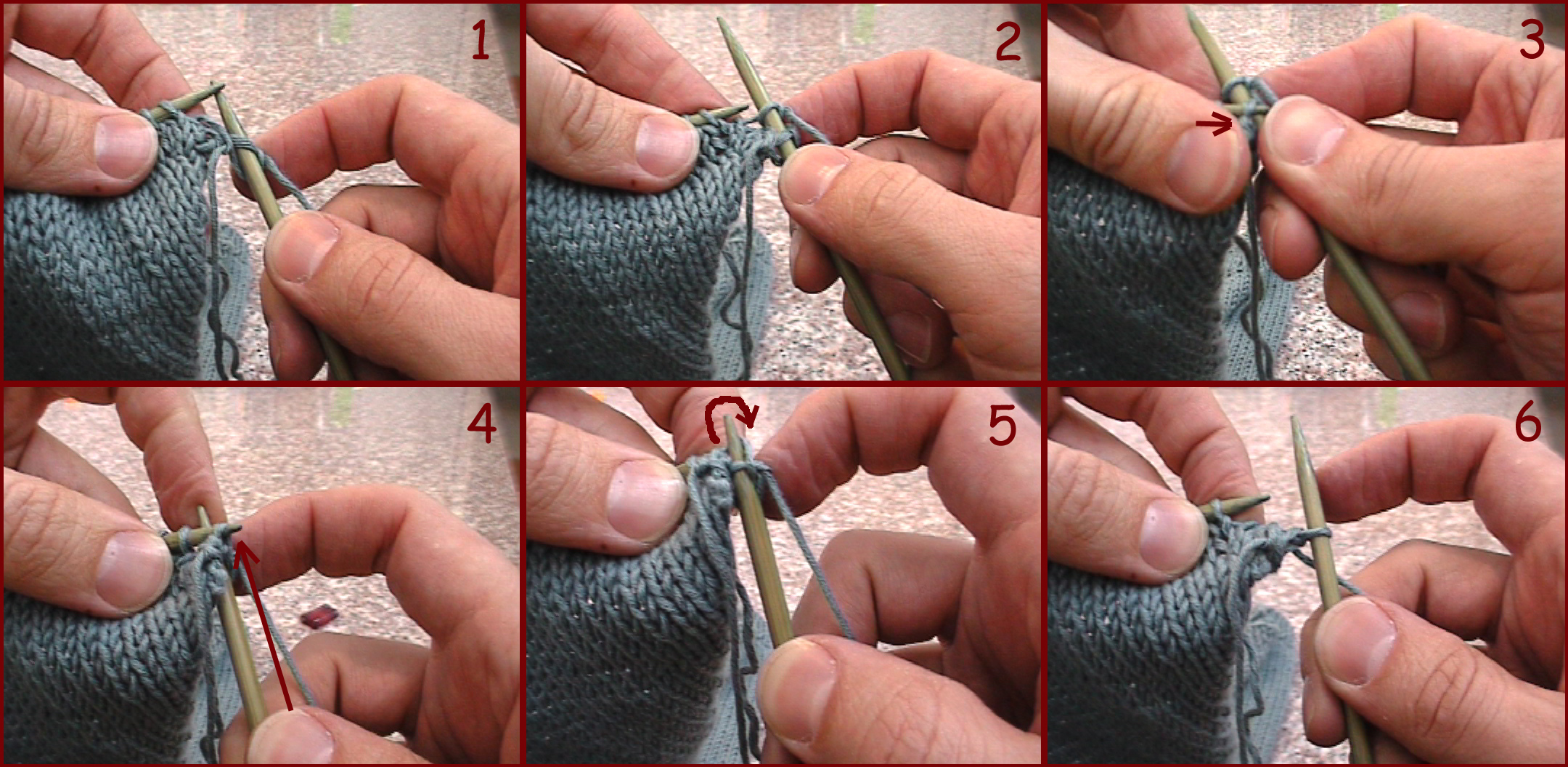 How to Bind Off