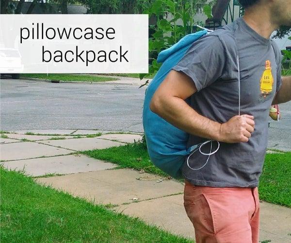 Pillowcase Backpack