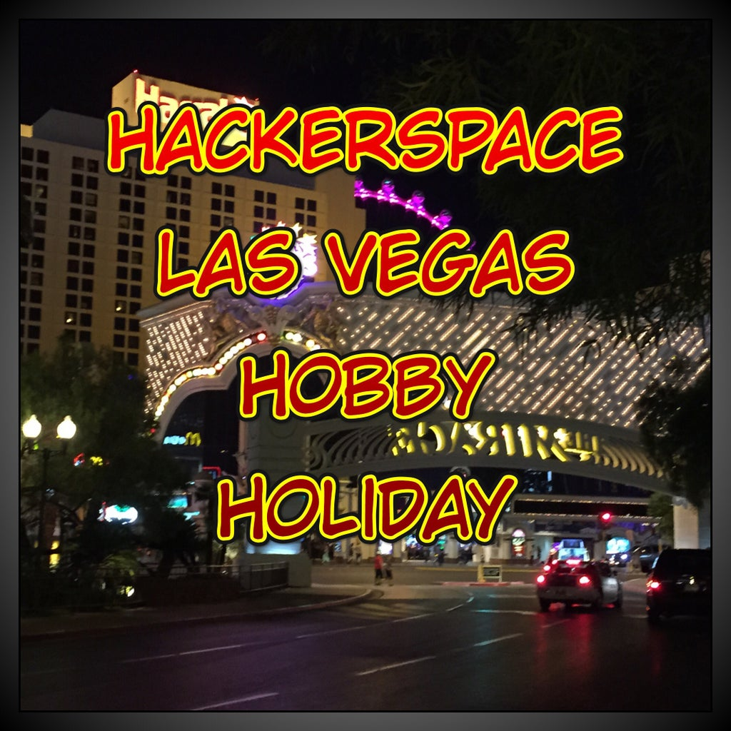 HackerSpace Holiday
