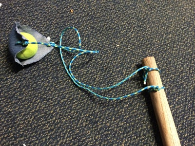How to Make and Use a Staff Sling