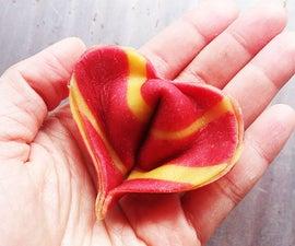 Pasta De Amore (Love, Heart Shaped Pasta)