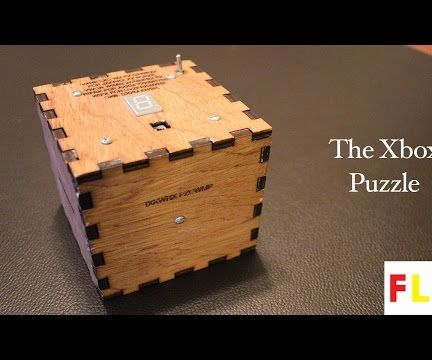 Create an Electronic Puzzle Box