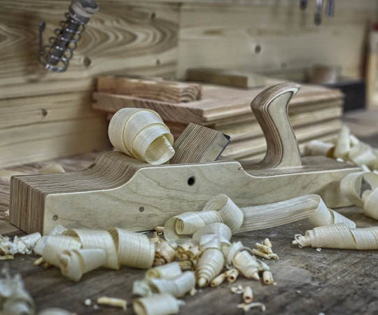 Make Your Own (cheap and Easy) Hand Planer