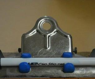 Sugru Pen Holder (for Clipboard)