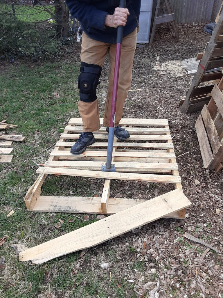 Breaking Up the Pallets