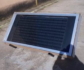Solar Heating by Air