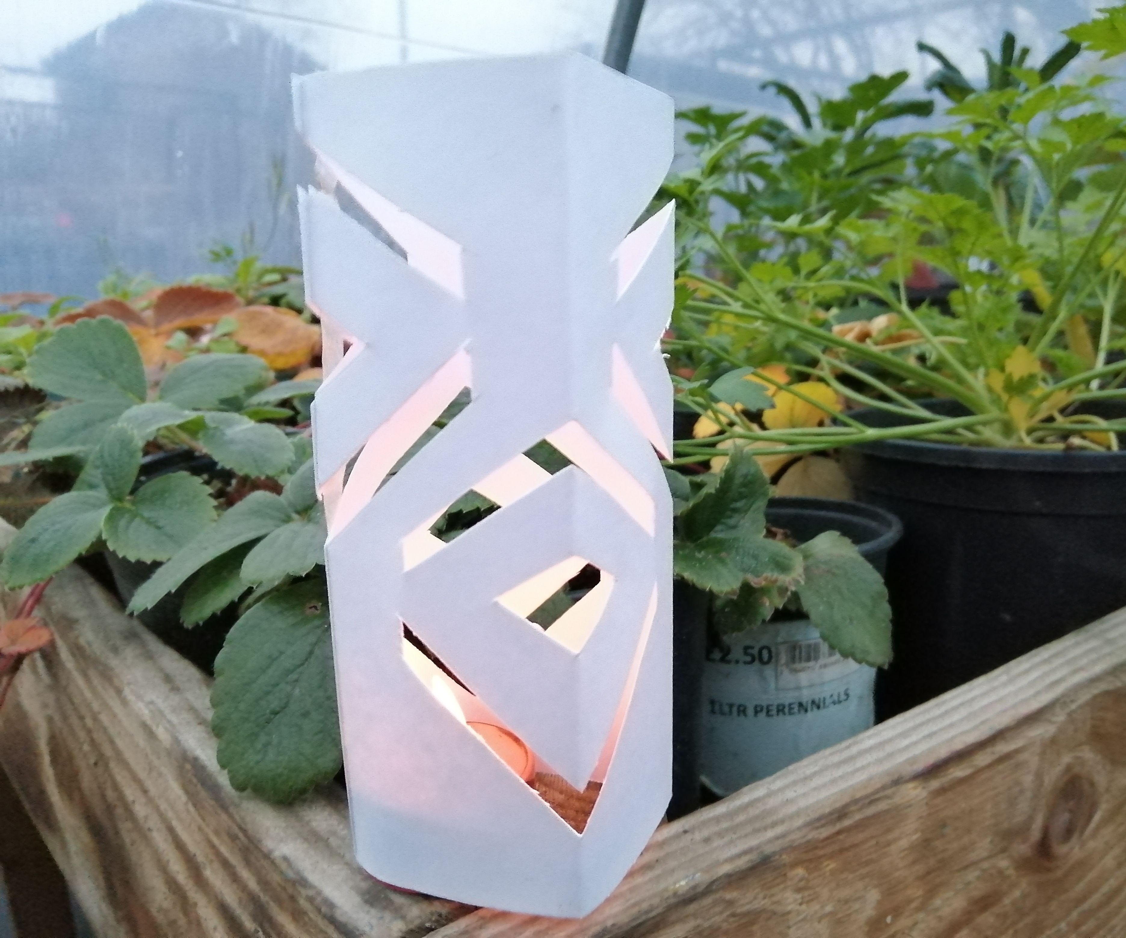 Paper Lantern (cheap and Cheerful)