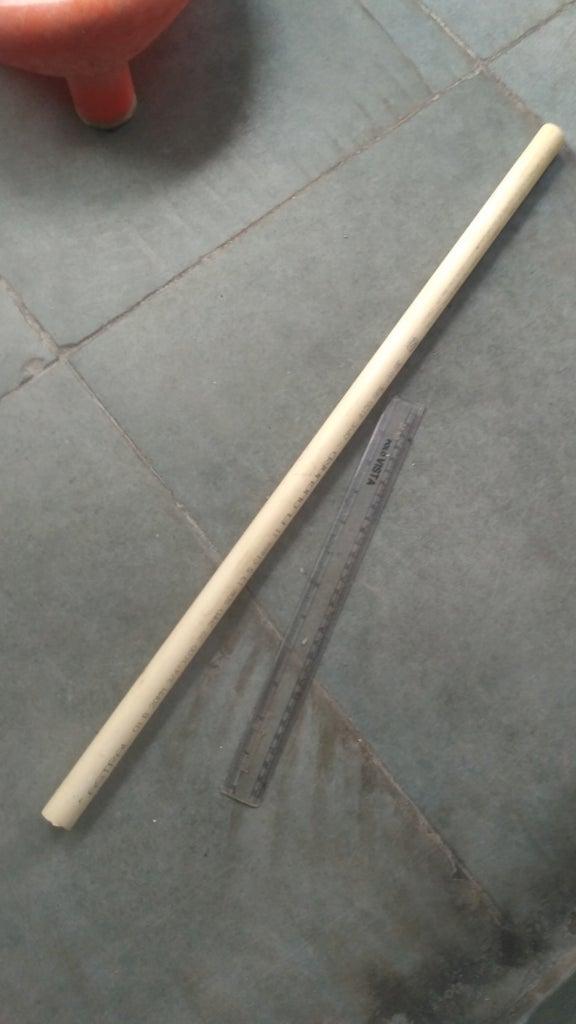 Making a PVC Flute (Optional):
