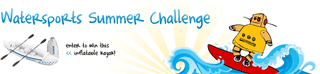 Watersports Summer Challenge