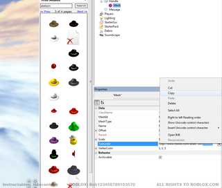 Model Catalog Roblox Retextures How To Retexture Roblox 9 Steps Instructables