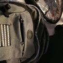 LED Microwave Radar Backpack