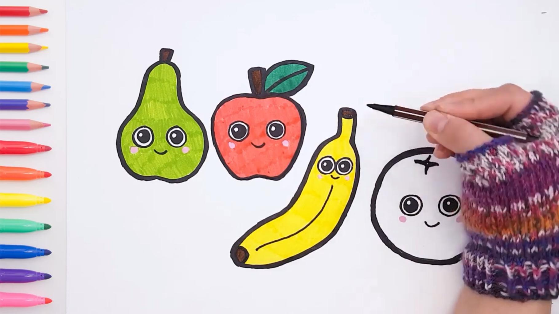 Color the Banana