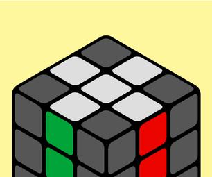 如何在45分钟内解决一个3x3魔方
