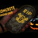 Concrete Phone Case for Halloween