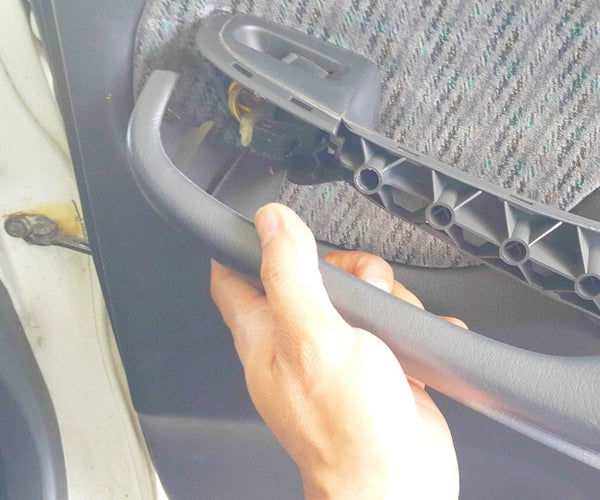 Fixing the Rear Door Lock Actuator on My Honda Civic