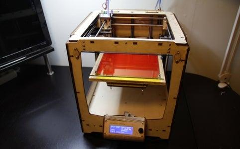 Hardware: Printing Surface