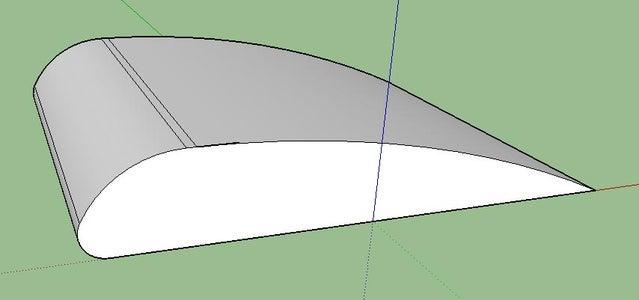 Shape the Aerofoil