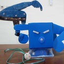 THE GREEDY MONEY SAVER ROBOT