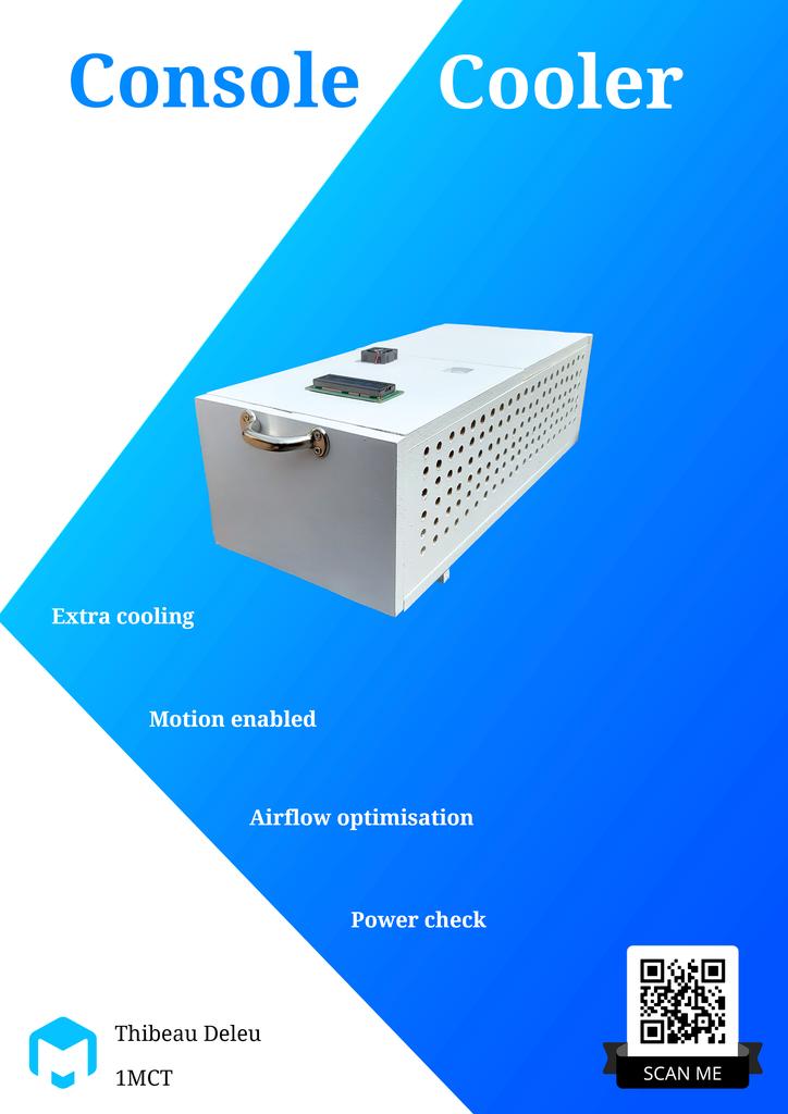 Console Cooler