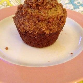 Banana Bacon Muffins
