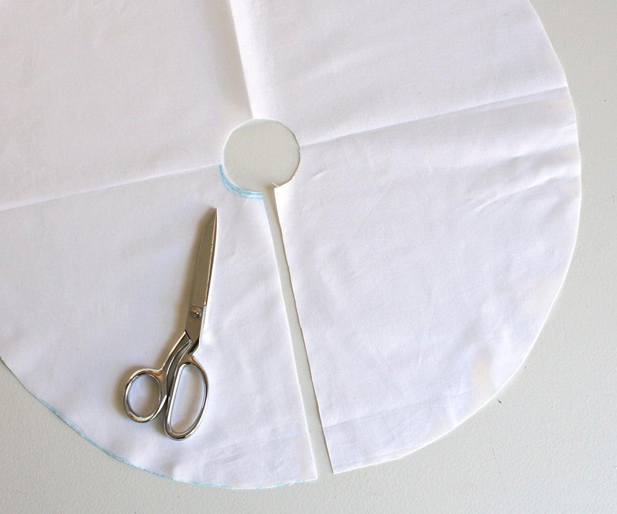Fold, Mark and Cut