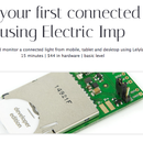 Create your own smart light using Electric Imp