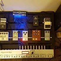 Programmable 8 Loops Pedal Switcher With Arduino Mega2560