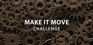 让它移动挑战