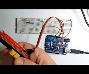 Control LED Blinking Pulses With a Potentiometer