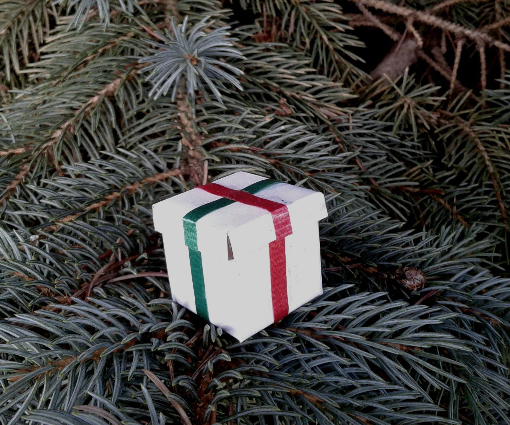Tiny Gift Box