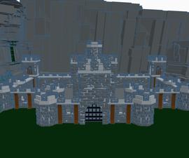 Baradost - Fortress of Ivrendon