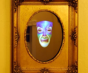 DIY Magic Mirror and Photobooth - Arduino Powered