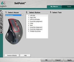 Mouse Settings to Streamline Tabbed Browsing