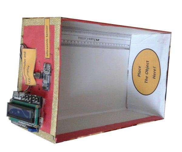 SONAR Height Measuring Instrument