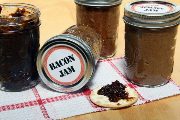 BAM! Bacon Jam Recipe