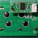 Uber I2C LCD Controller Module