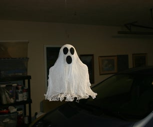 Ghost on a String