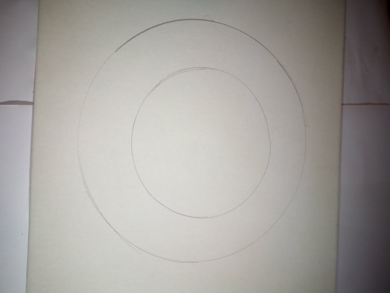 Making Cardboard Ring Base