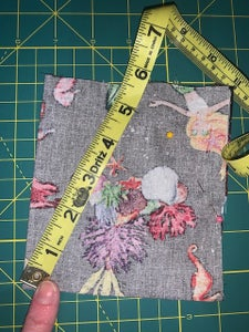 Step #2: Cut Your Fabric