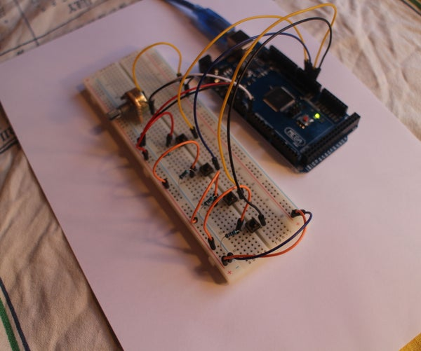 Basic Arduino MIDI Controller