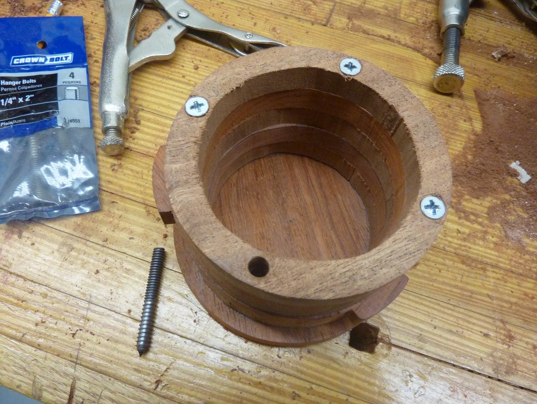 5 Step Solution:  Assembling the Inner (Hidden) Chamber