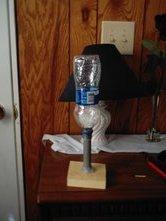 How to make a baking soda and vinegar rocket