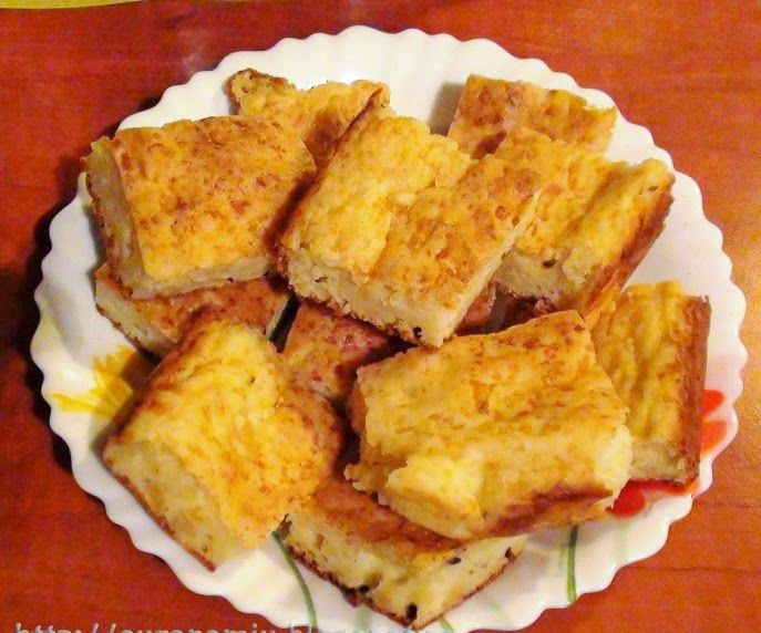 Cheese pie – fast recipe