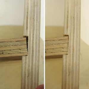 Seat Back / Strut / Edges