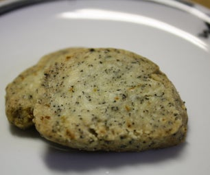 English Breakfast Tea Cookies